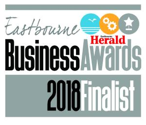 Eastbourne Business Awards Finalist 2018