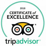 tripadvisor 2018 certificate of excellence 300x300